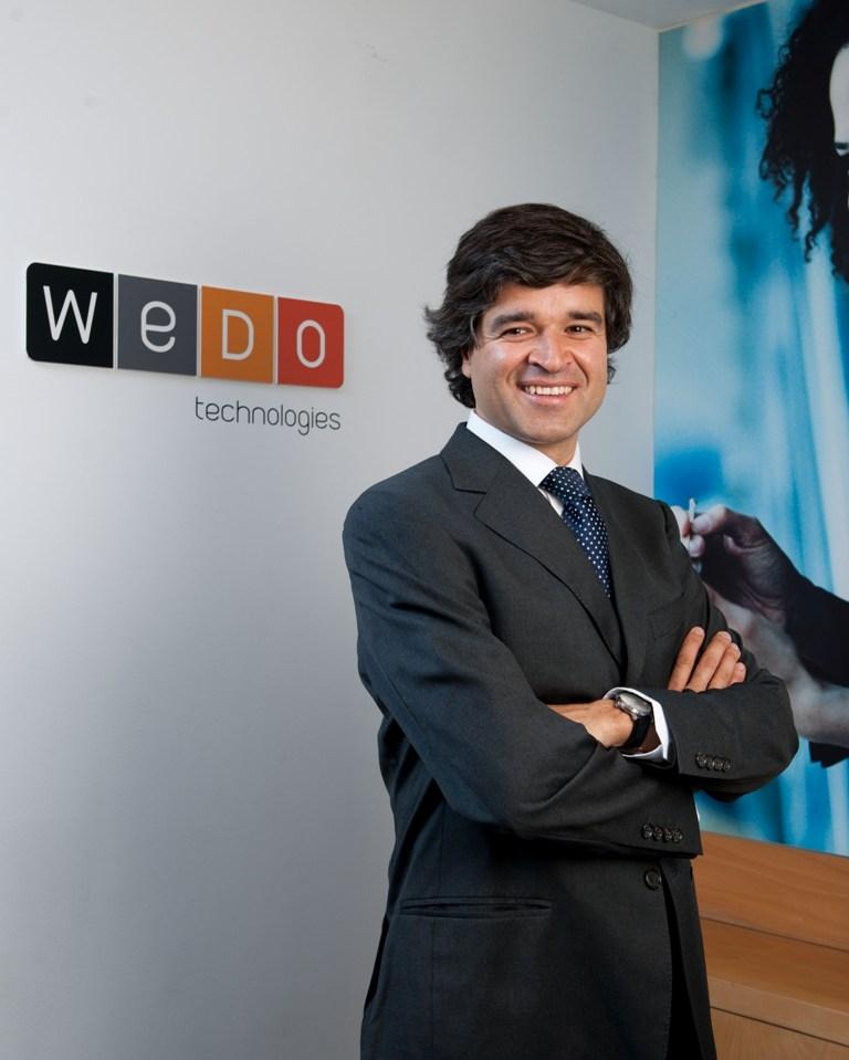 Rui Paiva, CEO da WeDo Technologies