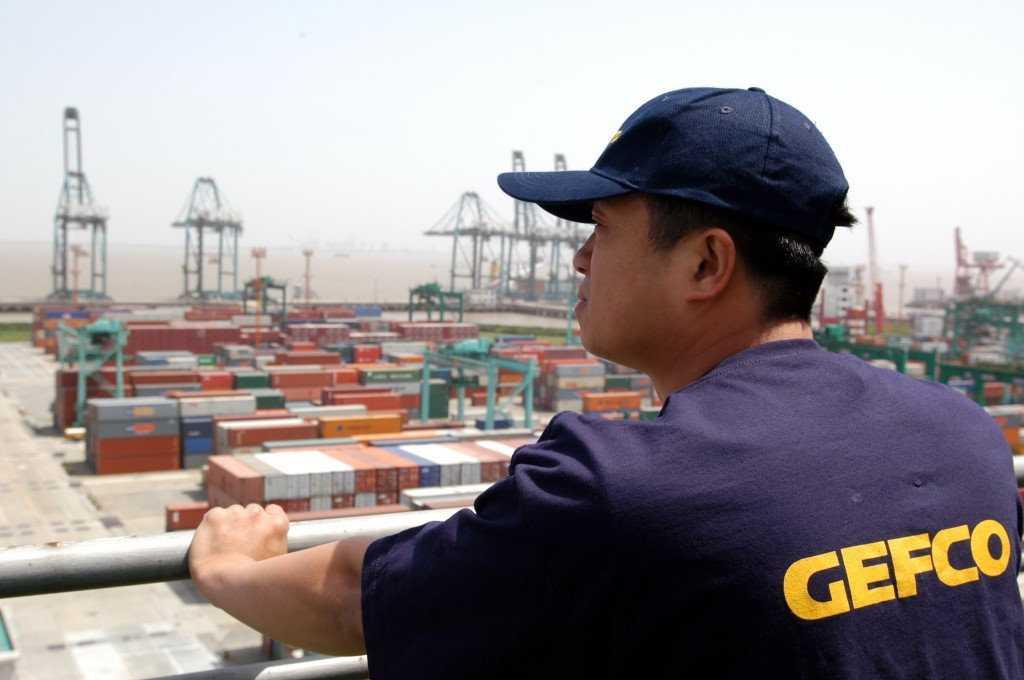 GEFCO_china