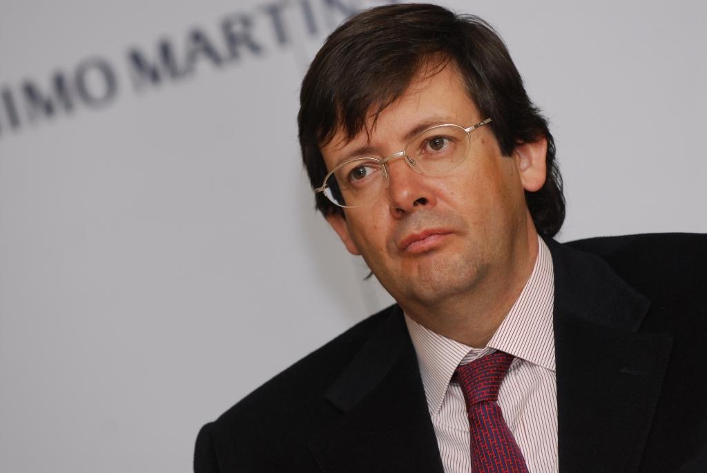 Pedro Soares dos Santos,  presidente do conselho de Administração