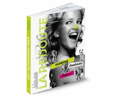 e50c1fc3fb Os catálogos de moda da Laredoute destão a cair em visualizações no papel e  a ganhar cada vez mais adeptos no mobile. Atualmente