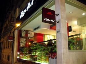 Pizza Hut Fonte Pereira de Melo