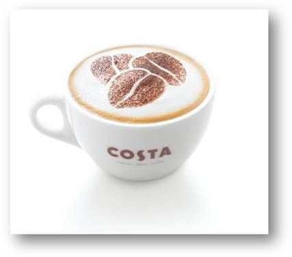 costa caffe