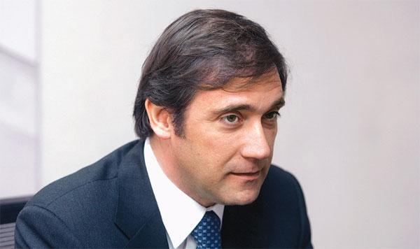 Pedro Passos Coelho, Primeiro Ministro de Portugal