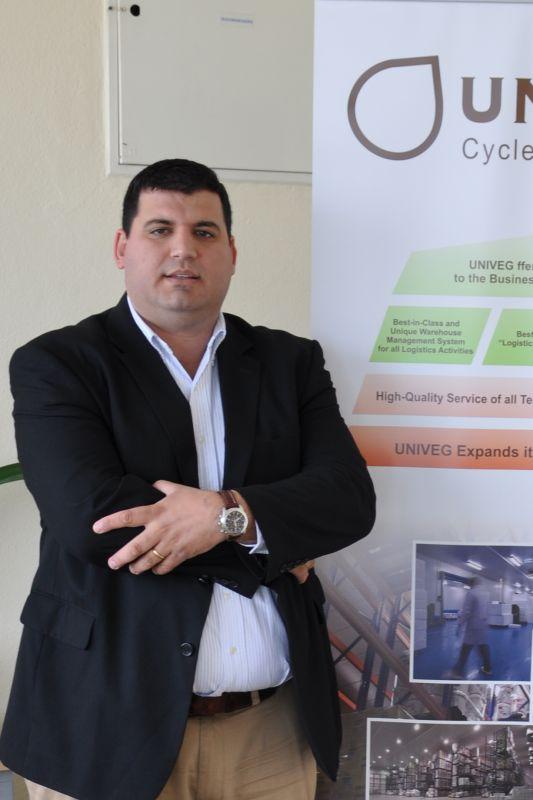 Vitor Figueiredo Univeg Portugal