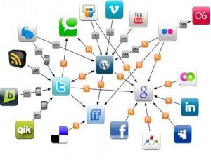 Redes sociais online