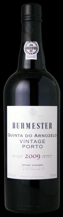 Burmester Qta Arnozelo vintage 2009