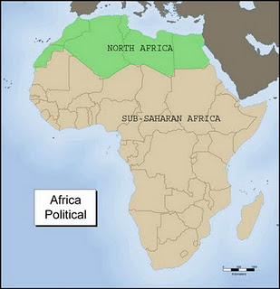 africa subsariana