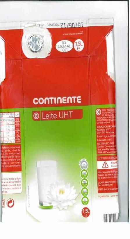Continente_leite