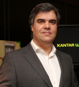 Paulo Caldeira, director de marketing da Kantar