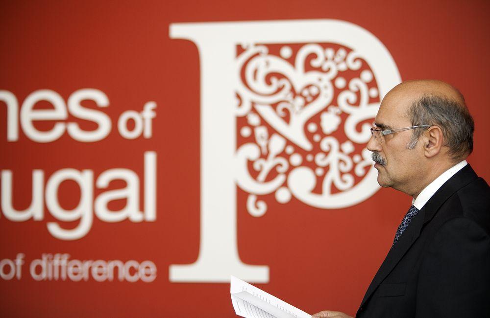 Jorge Monteiro, presidente da ViniPortugal