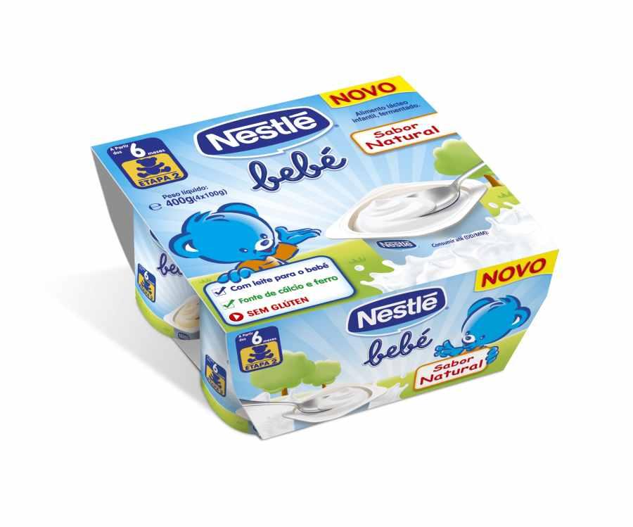 Nestle bebe