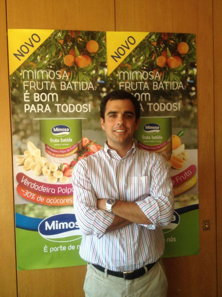 António Carlos Silva, gestor de produto