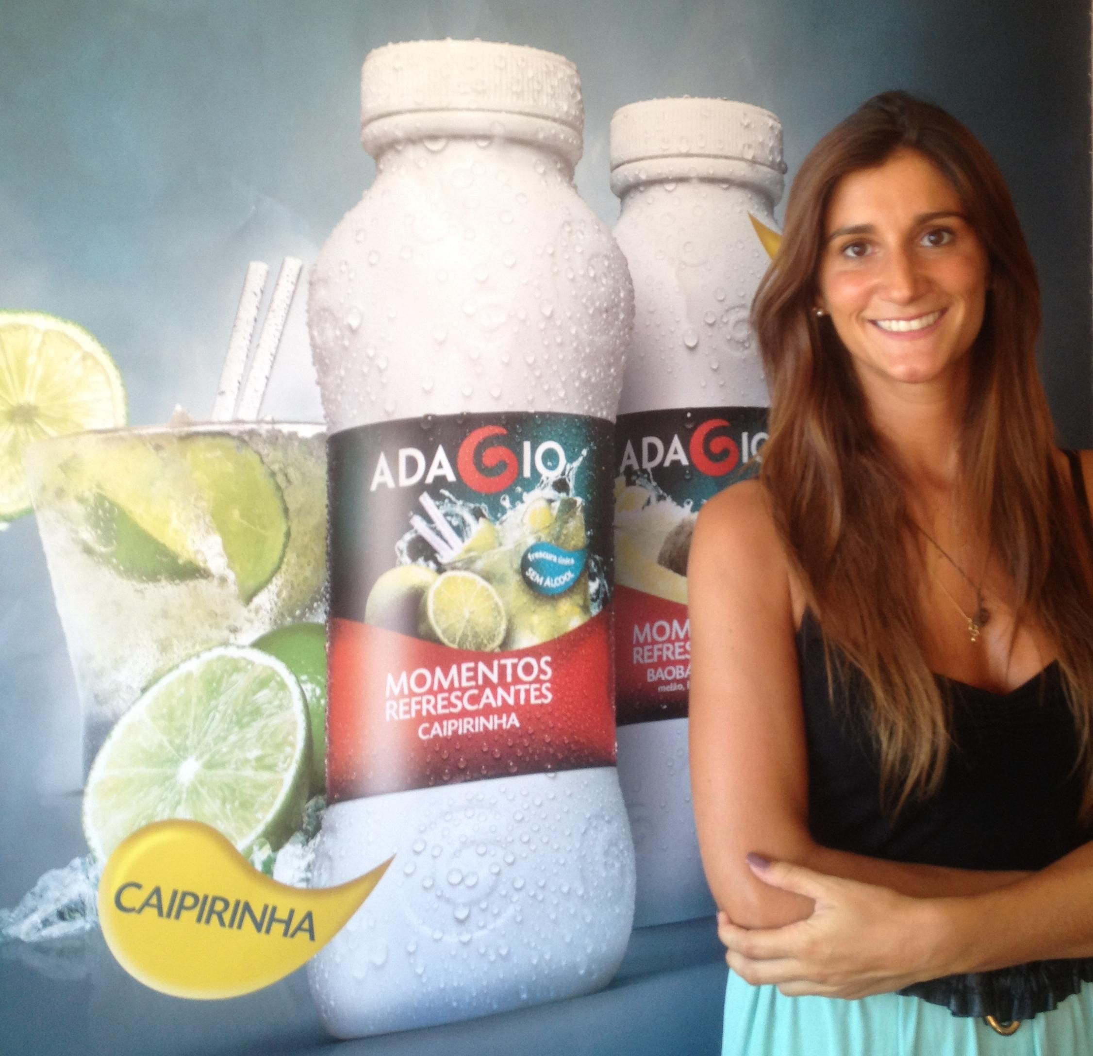 Catarina Monteiro, Gestora de Produto Adagio
