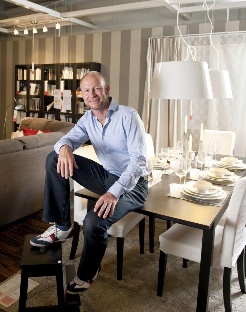 Patrik Antoni, director de Marketing da IKEA Portugal
