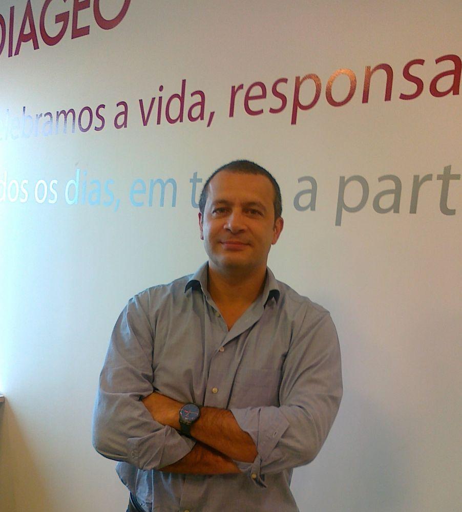 João Campos, Country Director Diageo