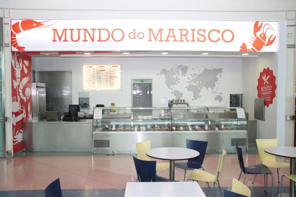 Mundo do Marisco