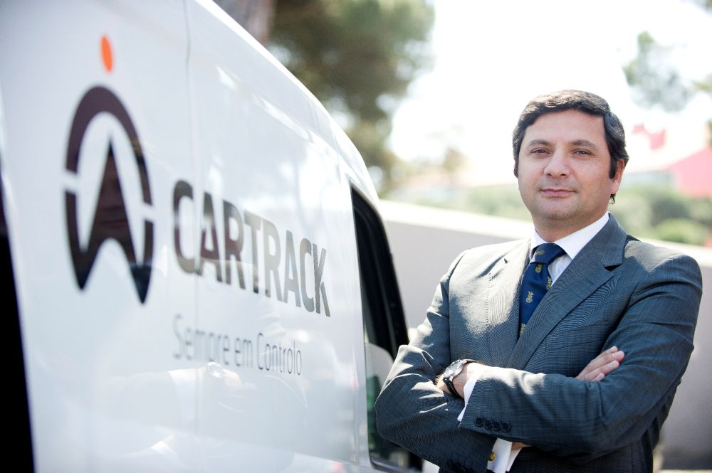 João Barros, CEO da Cartrack