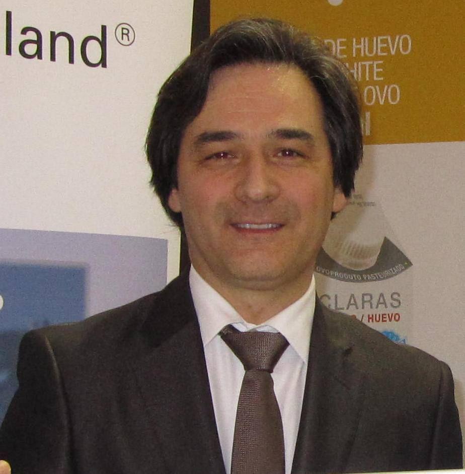 Amândio Santos, presidente da PortugalFoods