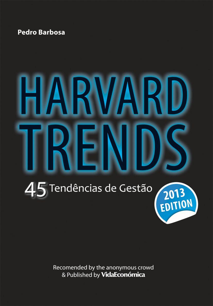 Harvard Trends 2013