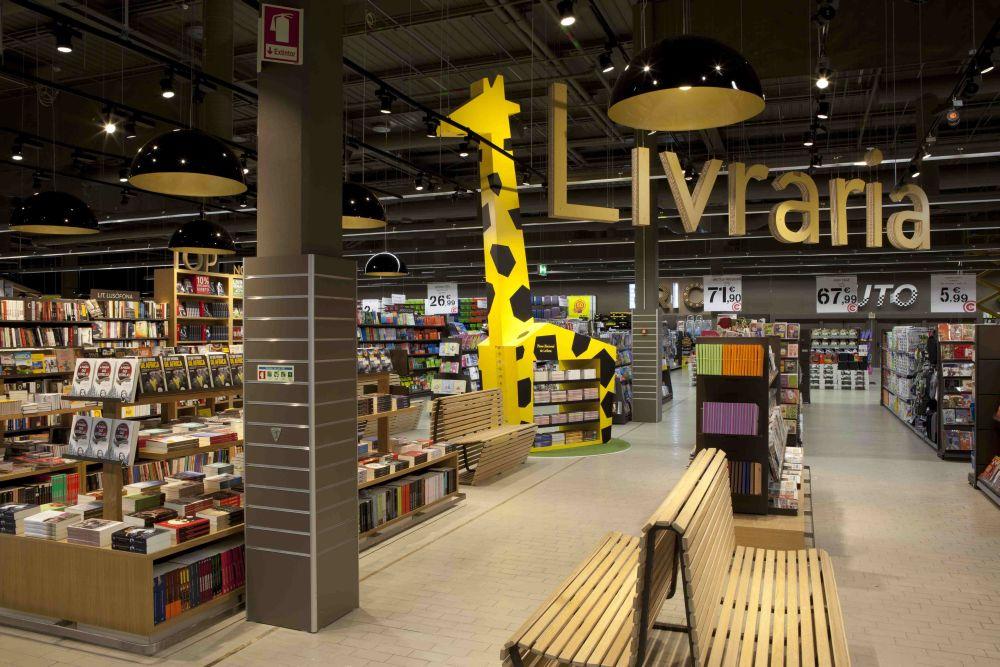 Continente Cascais Livraria.low