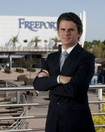 Nuno Oliveira,  director-geral do Freeport