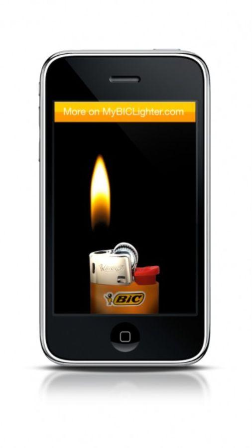 app My BIC Lighter