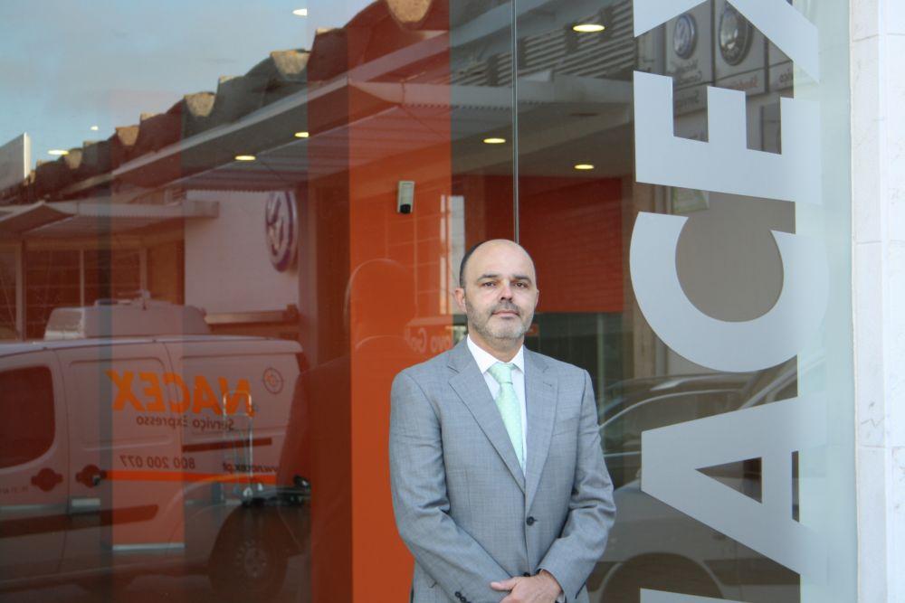 João Jales, diretor da Nacex Portugal