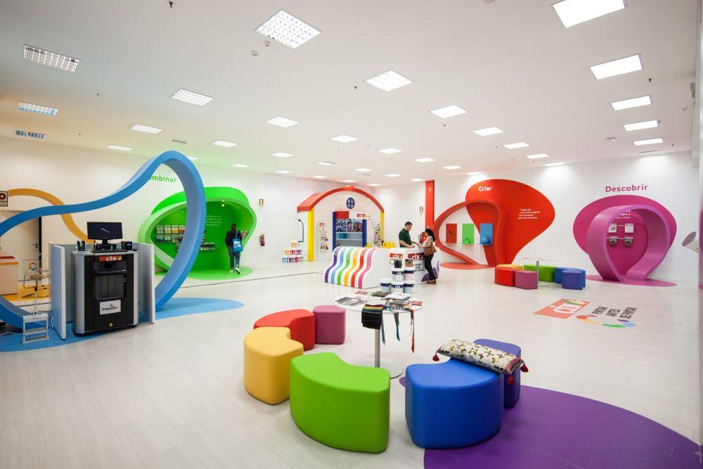 CIN abre Pop-Up no Mar Shopping. A Pop-Up Store ... 31d0087343