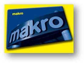 Cartão Cliente Makro