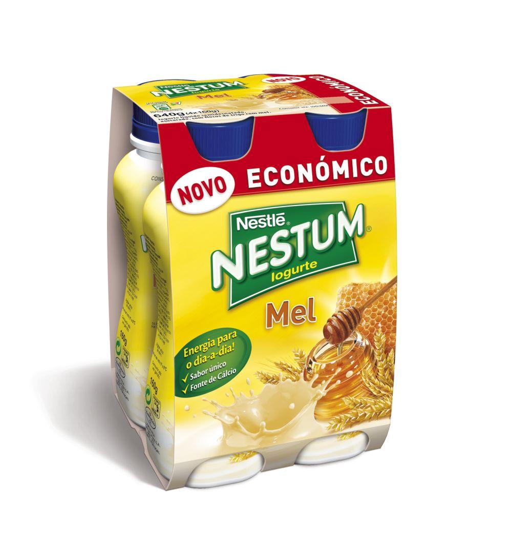Nestum Mel Iogurte