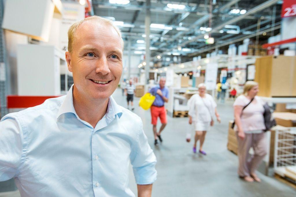 Peter Agnefjall, CEO Grupo IKEA