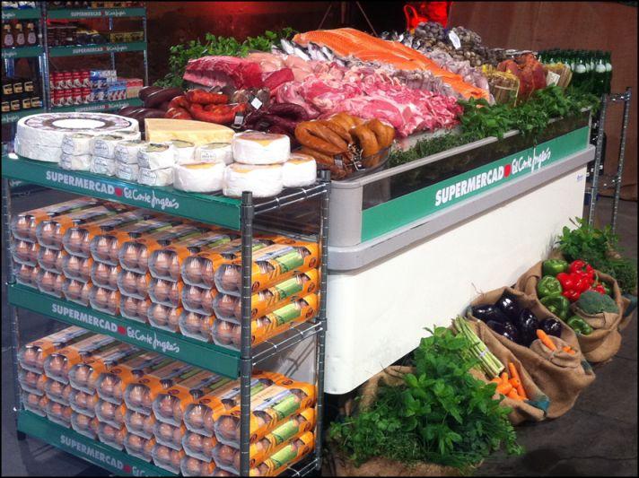 32afb035a9e El Corte Inglés é o supermercado do MasterChef - Hipersuper - Hipersuper
