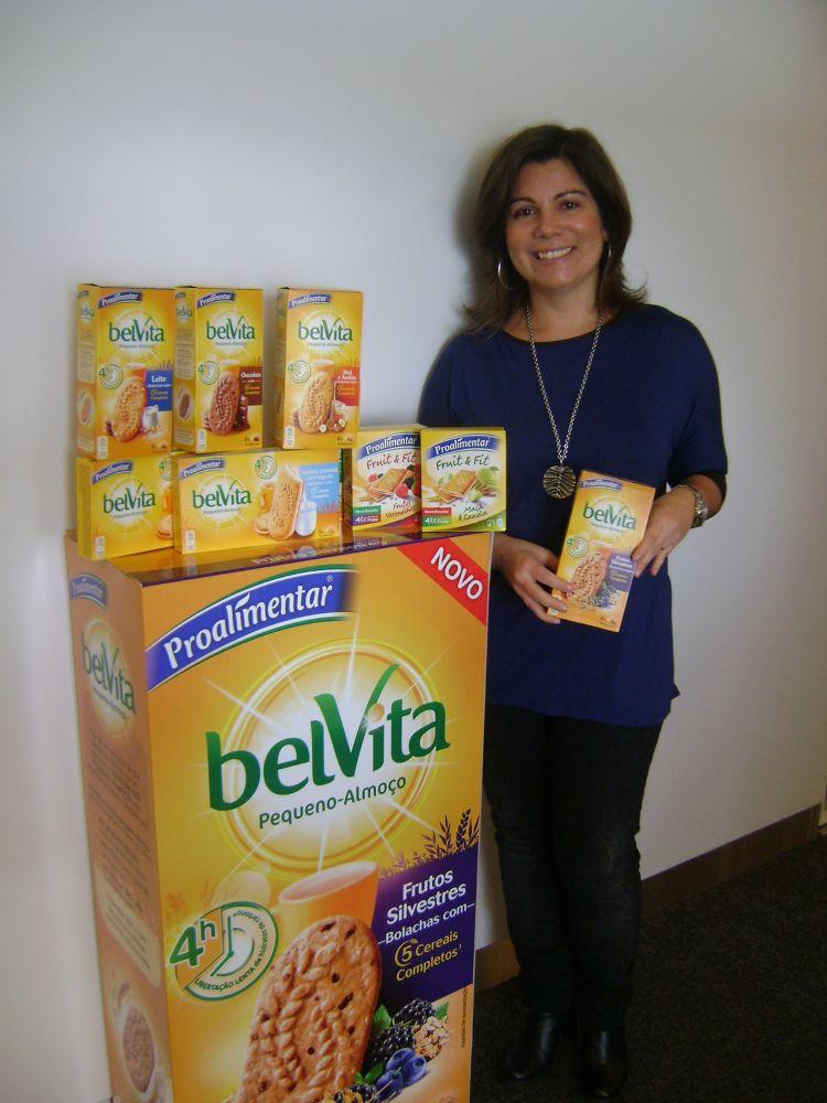 Filipa Ponte, Brand Manager da Proalimentar