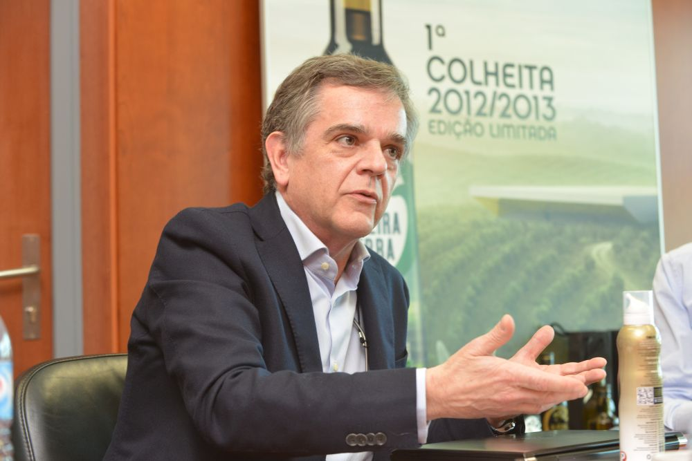 Otto Teixeira da Cruz , Director de Vendas e Marketing Portugal na Sovena