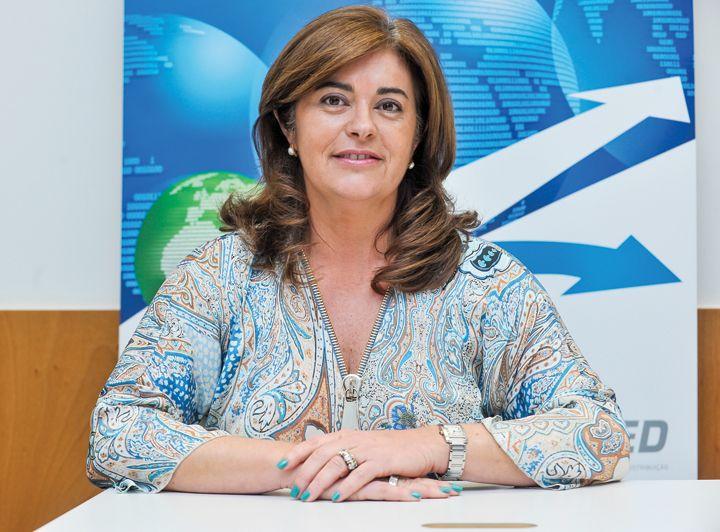 Ana Isabel Trigo Morais, diretora geral da APED