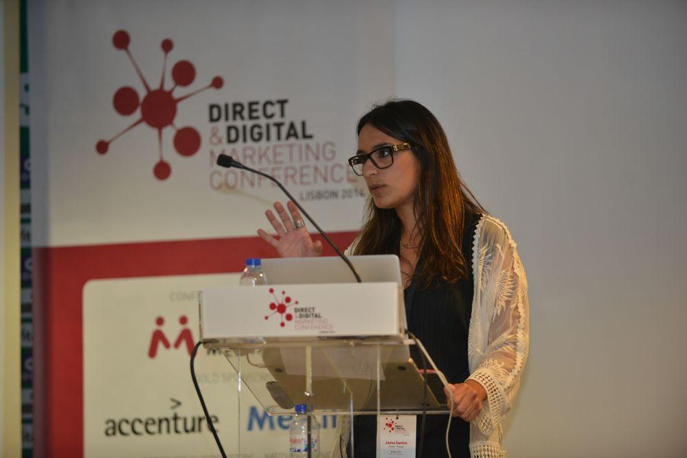 Joana Bastos Santos, responsável da Google