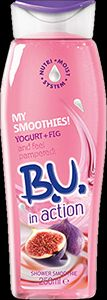 BU Gel Banho Yogurt +Figo