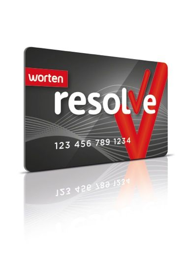 Cartão Worten Resolve