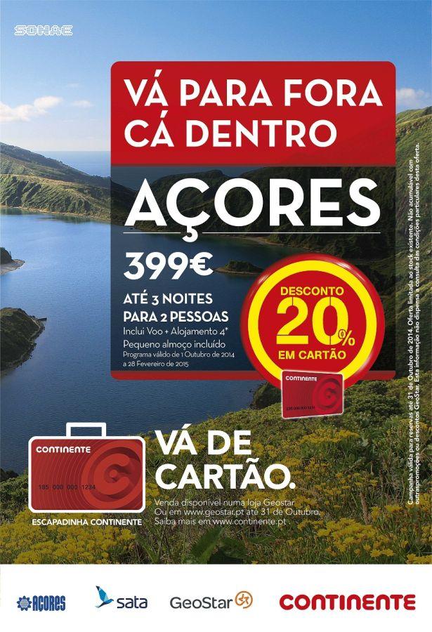 Continente_ Açores