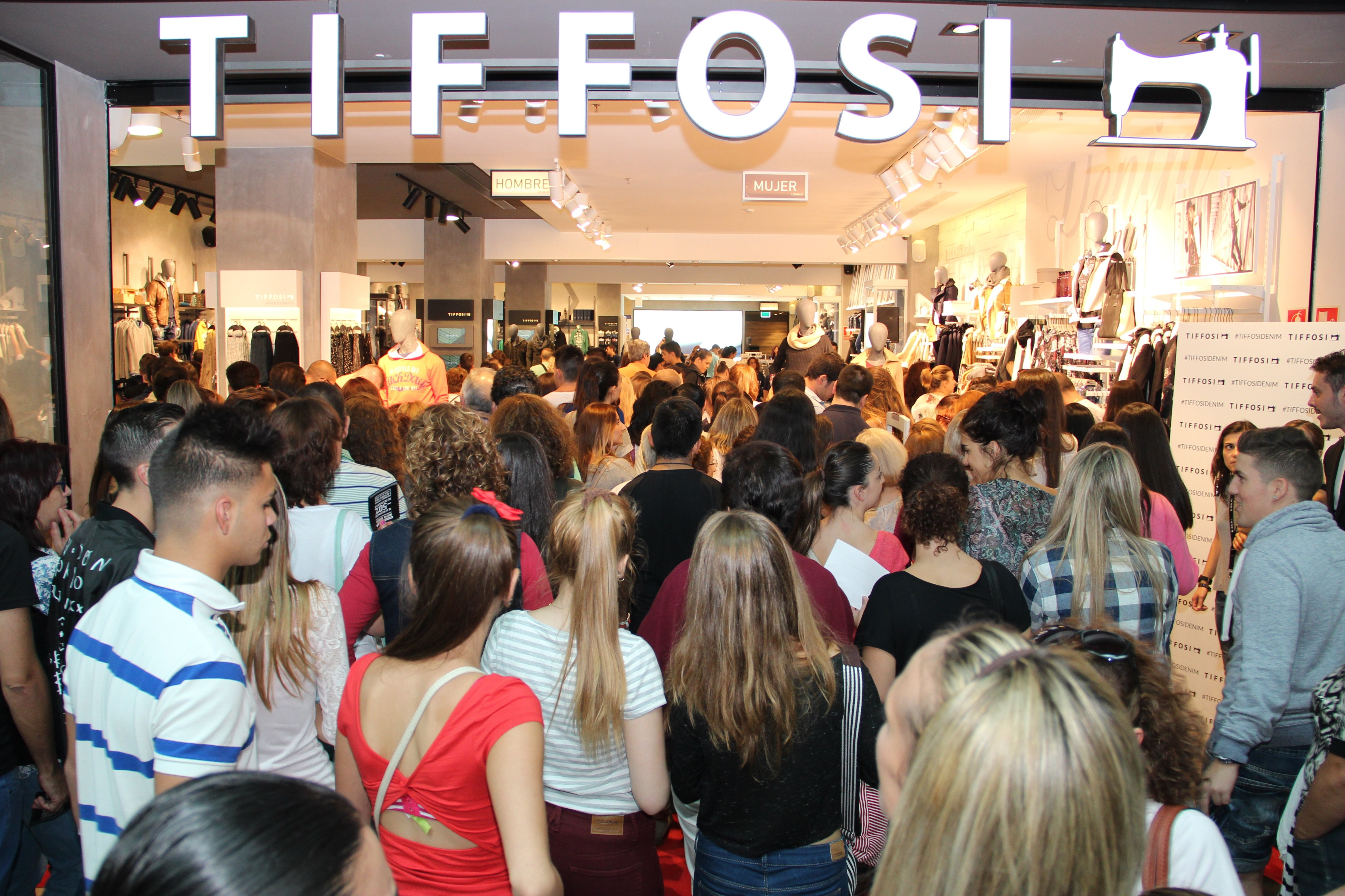 Tiffosi_Nova loja Madrid_La Gavia