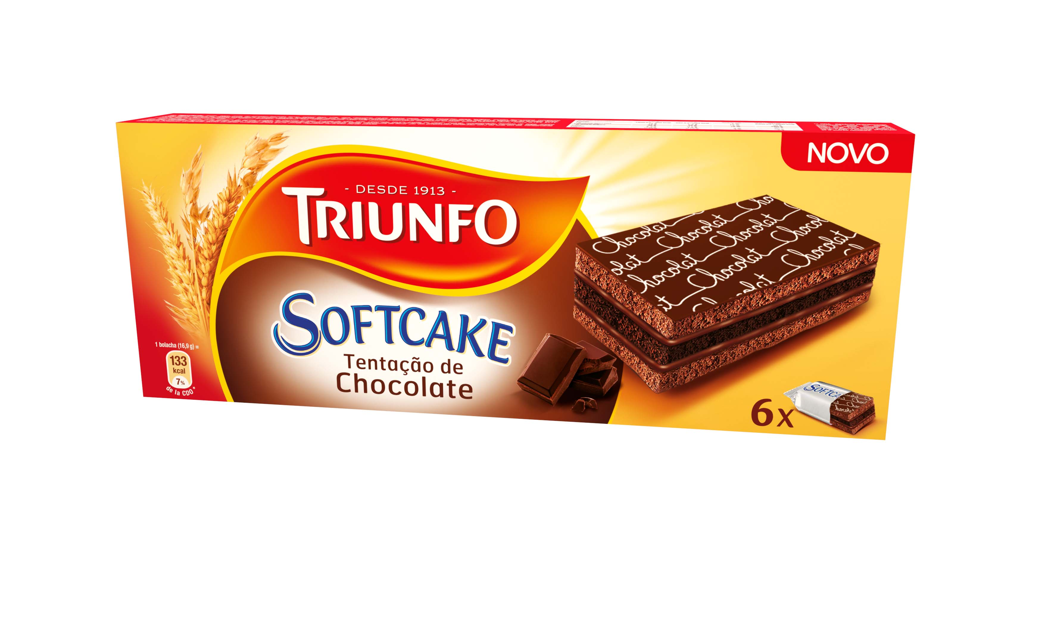 Triunfo Softcake_Chocolate