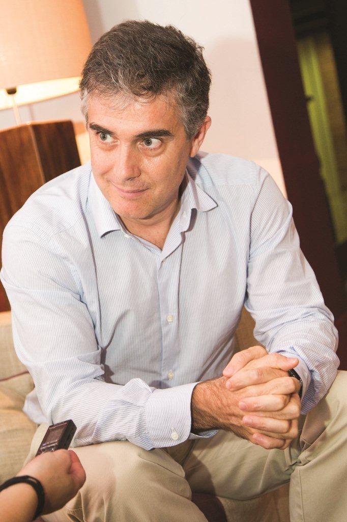 Paulo Magalhães, CEO da Tlantic