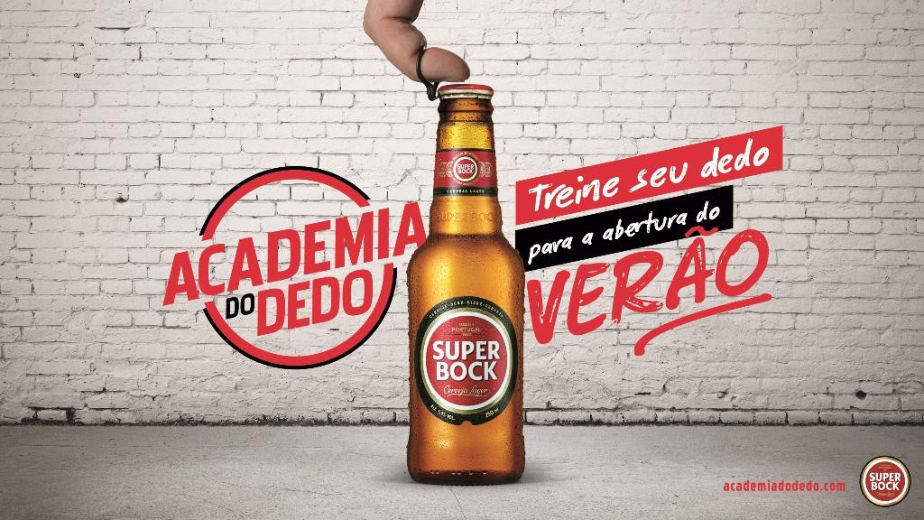 Super Bock - Brasil - Campanha digital
