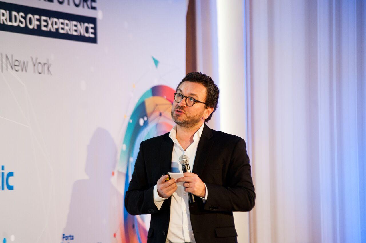 Tiago Simões, diretor de Marketing Sonae MC