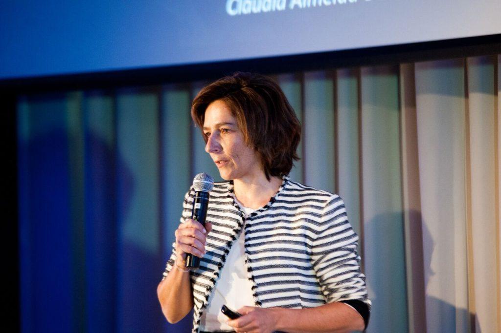 Cláudia Almeida e Silva, ex-CEO da Fnac Portugal