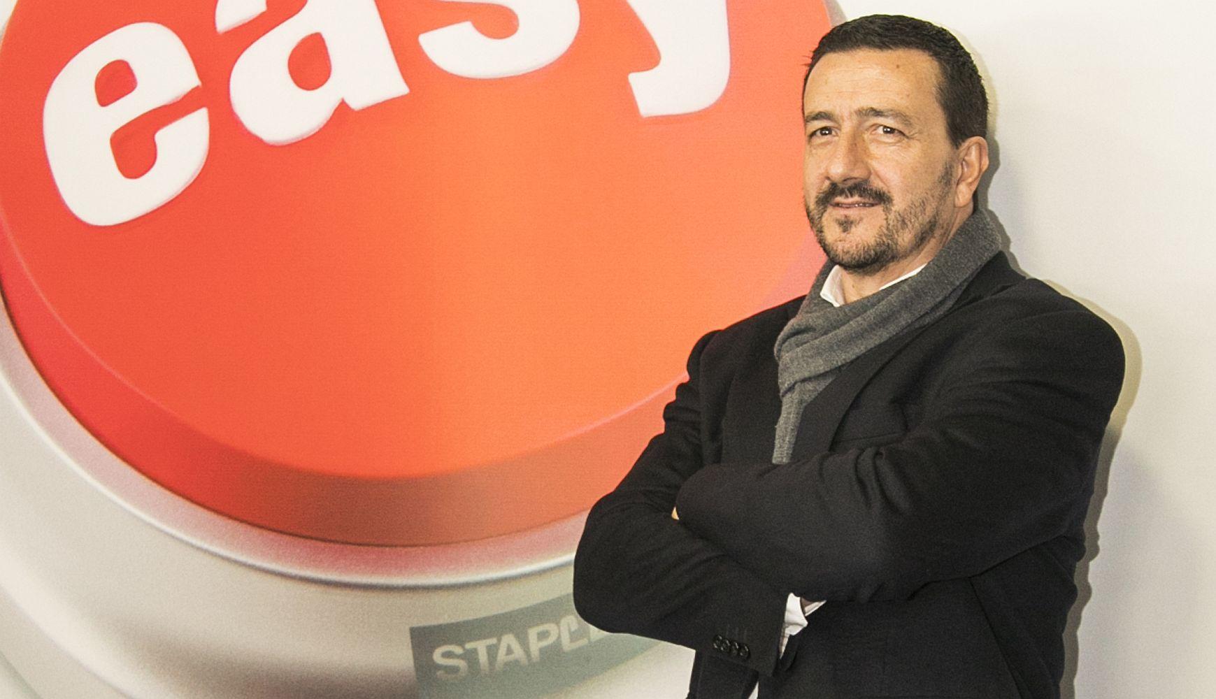 João Paulo Peixoto, diretor-geral da Staples Portugal