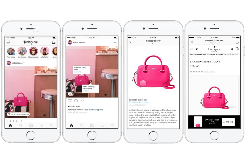 Instagram: agora você já pode fazer compras pelo app