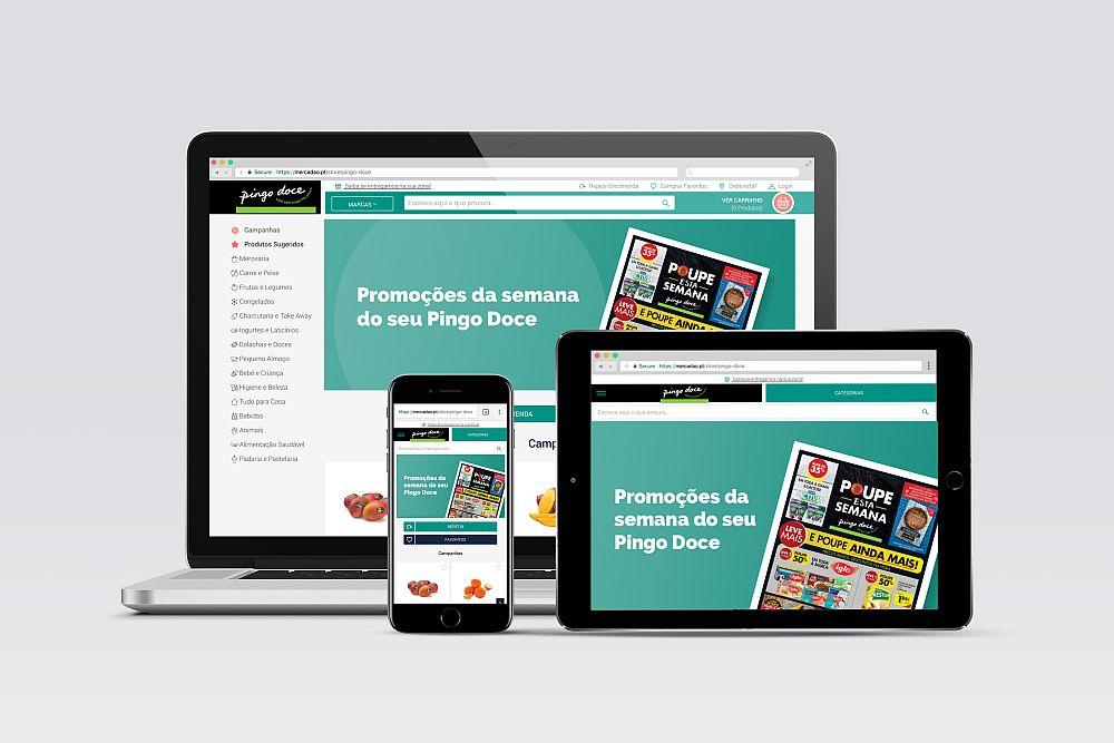 abb85267f O marketplace onde pode comprar online no Pingo Doce e receber as ...