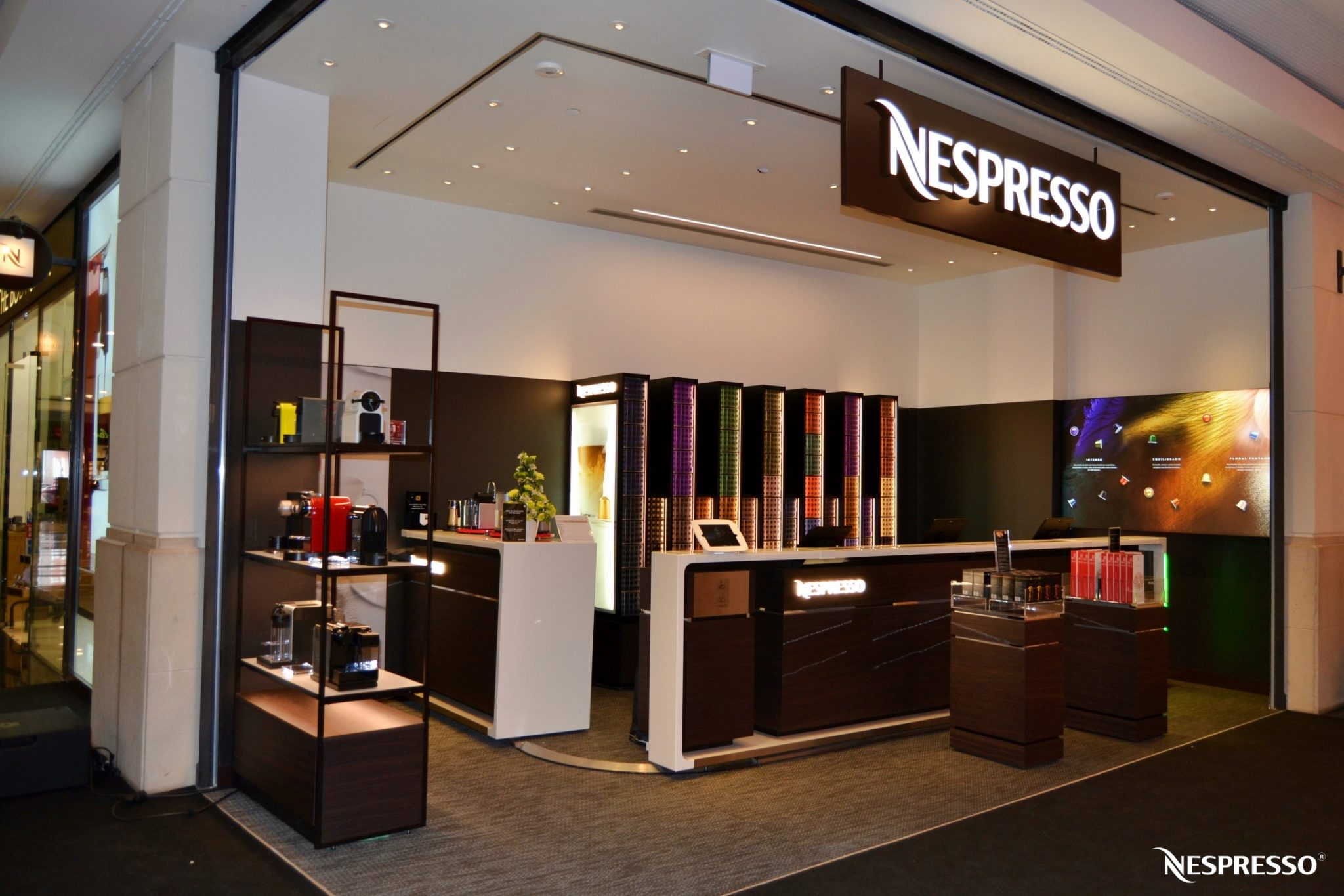 Nespresso MadeiraShopping