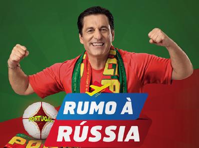 Rumo à Rússia